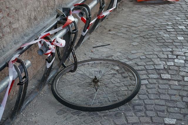 Řádné zabezpečení jízdních kol je nejdůležitější prevencí